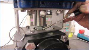 NORME ISO 15848 - Photo test P.E