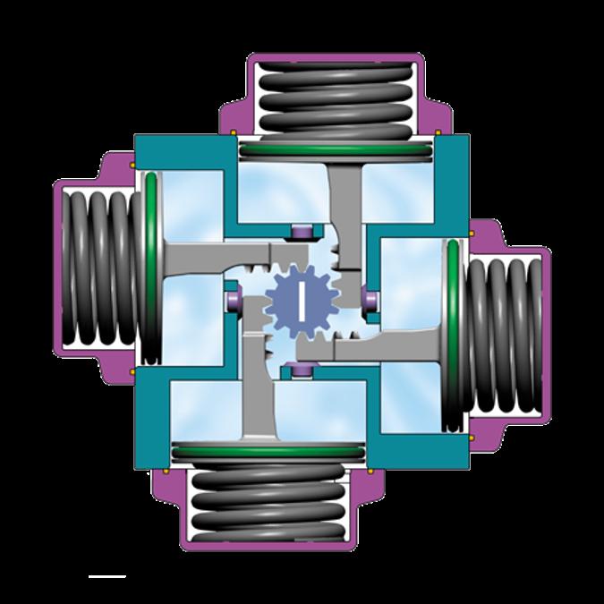 actionneurs_4_pistons